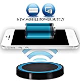 Wireless Ladegerät Induktive - Ladestation Qi Charger Samsung Galaxy S8 Active, Galaxy Note8, Apple...