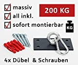 Profi Boxsackhalterung Deckenhalterung Halterung Boxsack Boxsackhalter Halter B1