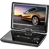 AEG CTV 4959 portabler LCD DVD-Player mit integriertem DVB-T-Receiver (22,5 cm (9 Zoll)...