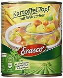 Erasco Kartoffel-Topf mit Würstchen, 800g