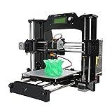Geeetech® Acrylic Prusa I3 X Drucker-Bausatz zum Selbstbauen Unterstützung von 6 Filament Typen,...