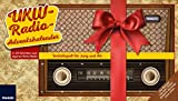 FRANZIS UKW-Radio-Adventskalender 2017: Bauen Sie in 24 Schritten Ihr eigenes UKW-Radio! Einfache Montage ohne Löten