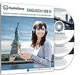 AudioNovo Englisch I, II und III - Englisch lernen für Anfänger und Fortgeschrittene...