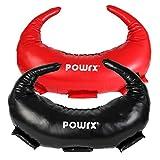 Bulgarien Gewichts Bag Sandsack Kunstleder 5 kg, 8 kg, 12 kg, 17 kg, 22 kg Powrx Functional Fitness...