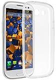 mumbi UltraSlim Hülle für Samsung Galaxy S3 / S3 Neo Schutzhülle transparent (Ultra Slim - 0.55...