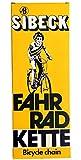 Fahrrad Kette passend für Rücktrittbremsnaben und Nabenschaltung