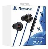 PlayStation 4 In-Ear Stereo Headset, schwarz