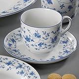 Kaffeeuntere '1382 Blaublüten'