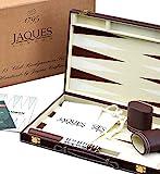 Backgammon Spiel- 15 Zoll - Luxus Backgammon Set von Jaques