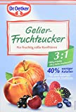 Dr.Oetker Diät Gelier-Fruchtzucker, 6er Pack (6 x 350 g)
