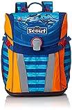Scout 734107 Sunny Set Kinder-Rucksack, Blau/Orange