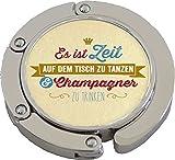 Klack der Taschenhalter 'Champagner'