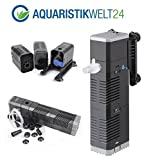 CHJ-1502 Aquarium Innenfilter 1500 L/h bis 500l Aquarien Filter Schwammfilter