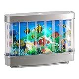 LED Kinder Zimmer Tisch Leuchte Dekorations Lampe Aquarium Fische Leuchten Direkt 85204-70