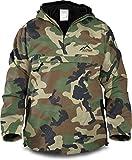 Winddichte Funktions-Jacke für Damen und Herren von S-4XL Farbe Woodland Größe XXL