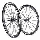 Zipp 302 Carbon Clincher Laufradsatz, Vorderrad + Hinterrad für Drahtreifen mit Felgenbremse...