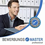 BEWERBUNGSMASTER professional 2018 CD (Windows) // Erfolgreiche Bewerbung schreiben - Lebenslauf,...