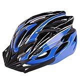 Fahrradhelm, Six Foxes Unisex Erwachsenen Leichtgewicht Schutzhelm Fahrrad Helm mit 18...