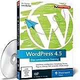 WordPress 4.5 - Der perfekte Lernkurs für Einsteiger und Fortgeschrittene