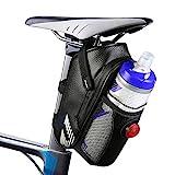otumixx Fahrrad Satteltasche Fahrradtasche Wasserdichte Rahmentasche Satteltasche Fahrrad Tasche...