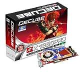 GeCube ATI Radeon X1950 PRO 256MB DDR3 256Bit AGP-Grafikkarte DUAL-DVI HDTV-Out RETAIL