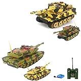 RC ferngesteuerter Kampf Panzer mit Gefechtmodi,Schuss- und Soundsimulation,...