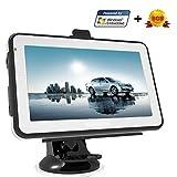 Kainuoa® 5 Zoll 8GB LKW Truck Europe Traffic GPS Navi Navigationsgerät Navigationssystem mit...