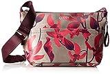 Oilily Damen Jolly Shoulderbag Mhz Umhängetasche, Rot (Dark Red), 12 x 19.5 x 30 cm
