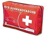 Actiomedic 418.035.16408 Kraftfahrzeug - Verbandtasche, für Kraftfahrzeug, rot