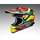 Shoei VFX-W Capacitor TC-3 MX-Helm, Farbe dekor, Größe L