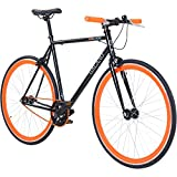 700C 28 Zoll Fixie Singlespeed Bike Galano Blade 5 Farben zur Auswahl, Rahmengrösse:59 cm,...