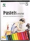 Pastel Papier 24 Blatt 120 gr A3 weiß