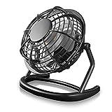 CSL - USB Ventilator | Tischventilator / Fan / Lüfter | optimal für den Schreibtisch inkl....