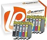 10 Bubprint Druckerpatronen kompatibel zu HP 364XL 364 XL HP Photosmart 5520 5510 6520 7520 DeskJet 3520 3070A OfficeJet 4620