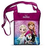Disney Die Eiskönigin Frozen Anna und Elsa Umhängetasche für Mädchen