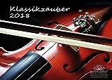 Premium Kalender 2018 · DIN A4 · Klassikzauber · Klassik · Musik · Instrumente · Edition...