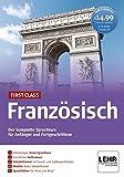 First Class Französisch. Paket: 4 CD-ROMs + Audio-CD: Der komplette Sprachkurs für Anfänger und...