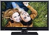 Telefunken XH20A101 51 cm (20 Zoll) Fernseher (HD Ready, Triple Tuner) schwarz