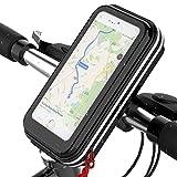 Lovicool Fahrrad Handyhalterung, Handyhalter Fahrrad Tasche Rahmentasche Fahrrad Lenkertasche...