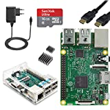 Vilros Raspberry Pi 3 Complete Starter Kit---Enthalt: Raspberry Pi 3 Model B (16 GB) + 5 Wesentlich...