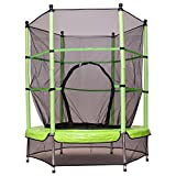 Costway Trampolin Gartentrampolin Kindertrampolin Indoortrampolin Outdoor Trampolin mit...