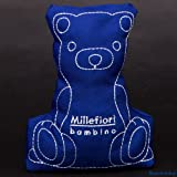 Kinderduft Duftteddy Dolci Coccole – Ylang Ylang und Vanille - Blau