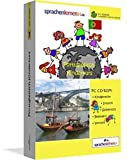 Portugiesisch-Kindersprachkurs von Sprachenlernen24: Kindgerecht bebildert und vertont für ein...