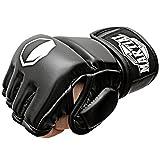 MARTIAL MMA Handschuhe mit hochwertiger Polsterung! Boxhandschuhe für hohe Stabilität im...