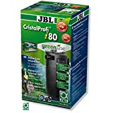 JBL CristalProf i80 greenline 6097200 Energieeffizienter Innenfilter für Aquarien mit 60-110 L
