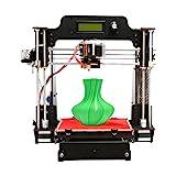 Geeetech 3D Drucker, Wooden (Holz) Prusa I3 Pro W Schreibtisch 3D Drucker Selbstbau-Set mit WIFI...