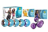 Zumba Fitness Tone Up 5 System Dvd, Transparent, One Size
