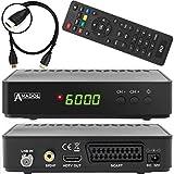 Anadol HD 200 Plus HD HDTV digitaler Satelliten-Receiver (HDTV, DVB-S2, HDMI, SCART, 2x USB 2.0,...