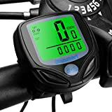 Fahrradcomputer, Blusmart Drahtloser LCD Fahrrad Tachometer Auto Wake Up Backlight für Ttracking...