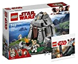 LEGO Star Wars 75200 - Ahch-To Island Training + Lego Star Wars 30380 - Kylo Ren´s Shuttle Polybag,...